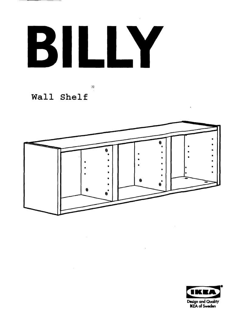 Cosa ikea e billy possono dirci su distribuzione e - Billy ikea misure ...